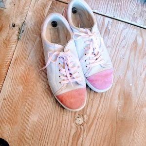4b18f92fd22 UGG Shoes | Womens Tye Trainer Sneakers Slate 11e | Poshmark